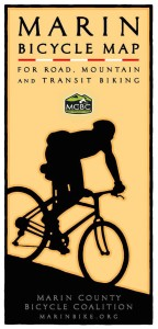 Marin Bicycle Map - Order Yours!