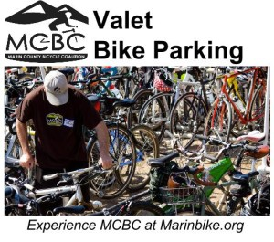 MCBC Valet Bike Parking at this event!