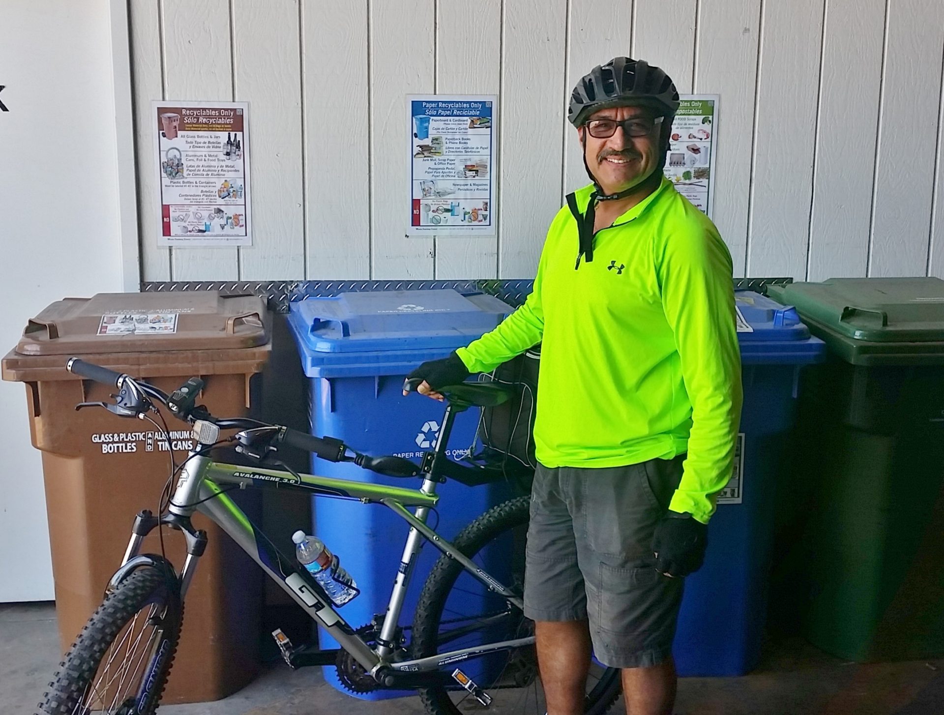 Marin Sanitary Service : Marin sanitary service ensures cyclist safety mcbc